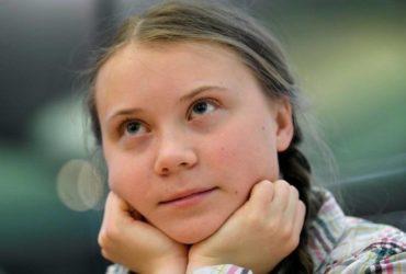Greta Thunberg en avril 2019