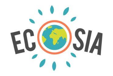 Logo du moteur de recherche Ecosia