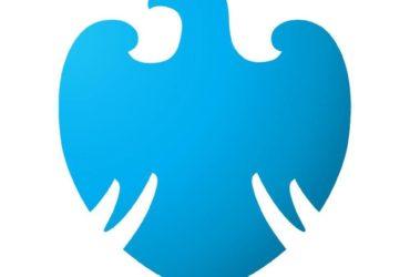 Logo de la banque britannique Barclays.