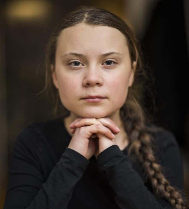 Greta Thunberg, militante sudéoise pour le climat.